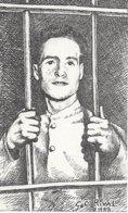 HENRI MARTIN Second Maitre Opposé à La Guerre Du Vietnam Carte Petition Parti Communiste Pour Sa Libération Rival 1953 - Personnages