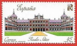 España. Spain. 1989. Patrimonio Nacional. Palacio Real. La Granja De San Ildefonso - Denkmäler