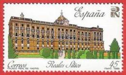 España. Spain. 1989. Patrimonio Nacional. Palacio Real De Madrid - Denkmäler