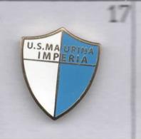 U.S. Maurina Calcio Imperia Distintivi FootBall Pins Liguria Spilla - Calcio