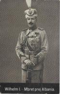 1916 - Wilhelm I - Mbret Prej Albania , Gute Zustand, 2 Scan - Albania