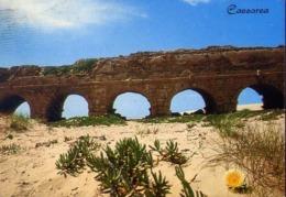 Caesarea - The Roman Aquesuet - Formato Grande Viaggiata – E 13 - Cartoline
