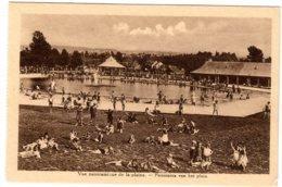 ANDERLECHT - Colonie Scolaire Melckmans. Vue Panoramique De La Plaine - Enseignement, Ecoles Et Universités