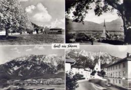 Furstentum Liechtenstein - Grub Aus Schaan - Formato Grande Viaggiata Mancante Di Affrancatura – E 13 - Cartes Postales