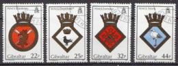 Gibraltar Used Set - Stamps