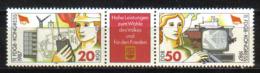 DDR  Xx  1987   MI3086-87   -  Postfrisch   -   Vedi  Foto ! - Nuovi