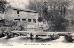 FR-30: UZES: Les Bords De L'Eure - Moulin De Carrière - Uzès