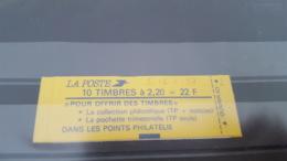 LOT 473665 TIMBRE DE FRANCE NEUF** LUXE - Markenheftchen