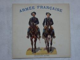Dépliant Armée Française Chasseurs Alpins Libr Théodore Lefèvre Emile Guérin édition - Documents