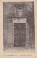 GALLARGUES - Portail De L'Eglise - Gallargues-le-Montueux