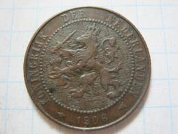 2½ Cents 1906 - 2.5 Cent