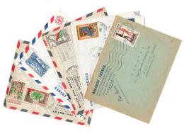 5 Air Mail -> France  ( 223 ) - Madagascar (1960-...)