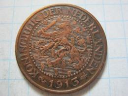 2½ Cents 1913 - 2.5 Cent