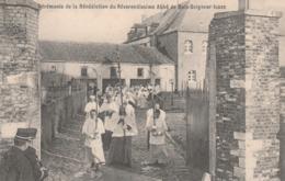 BOIS SEIGNEUR ISAAC Ceremonie De La Benediction De L,abbe - Braine-l'Alleud