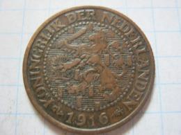 2½ Cents 1916 - 2.5 Cent