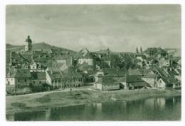 1953 YUGOSLAVIA, SLOVENIA, MARIBOR, TPO JESENICE-LJUBLJANA NO. 71, USED ILLUSTRATED POSTCARD - Yugoslavia