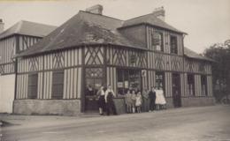 """Trouville : Le Café """" Au Vieux Zouave """" - Autres Communes"""