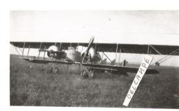 PHOTO AVION CAUDRON G4 C2121  C51 MALZEVILLE IX-1916      12X8CM - Aviazione