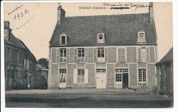 CPA 14 EVRECY La Perception / Carte Rare - France