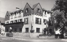GUTENSTEIN Hotel Zum Bären, VW-BUS, Fotokarte - Gutenstein