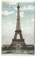 Z02 - Paris - La Tour Eiffel - TPO Beauvais - Abancourt - Eiffelturm