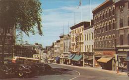 QUEBEC FABRIQUE STREET, Karte Gel.1954 - Sonstige