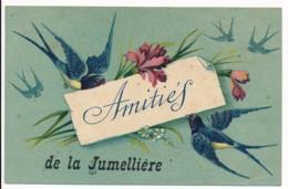 CPA 49 Amitiés De LA JUMELLIERE Près De Chalonnes Sur Loire - Chalonnes Sur Loire