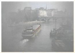 Péniche Péniches Paris - La Seine Et Ses Bords