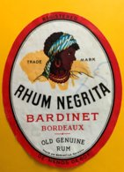 11801  -  Rhum Negrita Bardinet Bordeaux - Rhum