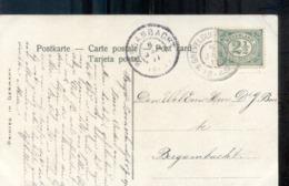Grootrond 's Grevelduin Cappelle - Bregambacht - 1911 P - Postal History