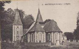 Motteville : L'Eglise - Autres Communes
