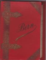 BERN Carnet  Cartonné Format 9 X 13 De 6 Vues - BE Berne