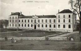 56 - LORIENT - COLLÈGE DE JEUNES FILLES - Lorient