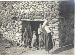 Macedonia - Séchage Des Bouses - - Macedonia