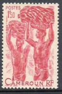 Cameroun 1946 Porteur Banane 1f50 N°247  Neuf** - Cameroun (1915-1959)