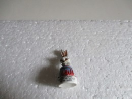 Fève Série Looney Tunes - Bugs Bunny. - Cartoons
