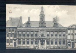 Roermond Gemeentehuis 1909 - Heerlen Langebalk - Maastri Venlo G - Roermond