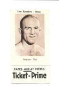 KB002 - IMAGE MILLIAT - BOXE - MARCEL THILL - Boxing