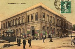 ROCHEFORT  -  La Bourse - Rochefort