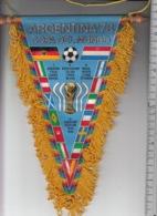 GRAND FANION FOOTBALL - ARGENTINA'78 Copa Del Mundo - Football