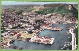 Rare CPSM ORAN Vue Panoramique Port Algérie Format CPA - Oran