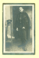 WO1 / WW1 - Doodsprentje  Fernand Lejeune - Sterpigny / Zarren - Gesneuvelde - Décès