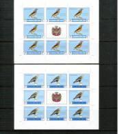 Montenegro 2000 Europa Cept KB Ungezaehnt / Imperforated Sheet Privatausgabe / Private Issue Postfrisch / Unmounted Mint - Europa-CEPT