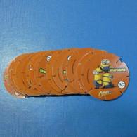 Lot 16 Tazos Chipicao Minions All Diferent - Altre Collezioni