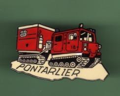 SAPEURS POMPIERS *** PONTARLIER *** 1059 (30-2) - Pompiers