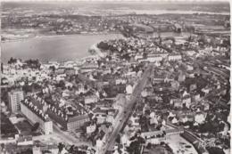 Bv - Cpsm Grand Format LORIENT - Vue Aérienne - Le Quartier De Kerentrech Et La Rivière Le Scorff - Lorient