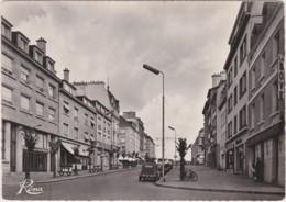 Bv - Cpsm Grand Format LORIENT - Le Cours De La Bôve (avec Une Citroën 2cv) - Lorient