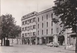 Bv - Cpsm Grand Format LORIENT - Les Hôtels Devant La Gare - Lorient