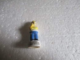 Fève Matt Groening 2008 - Homer. - Tekenfilms