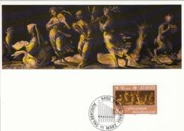 LIECHTENSTEIN Maximum Card 867 - Europa-CEPT